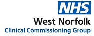 West Norfolk Clinical Commissioning Group logo
