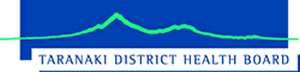Taranaki District Health Board logo