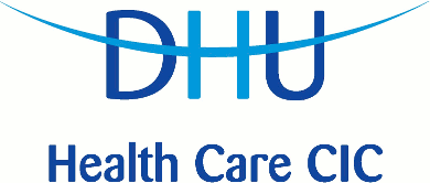 DHU Health Care CIC logo