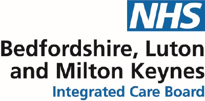 Bedfordshire Clinical Commissioning Group logo
