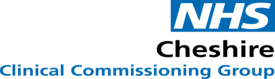 NHS South Cheshire Clinical Commissioning Group logo
