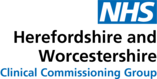 NHS Herefordshire Clinical Commissioning Group logo