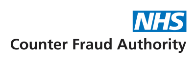 NHS Counter Fraud Authority logo